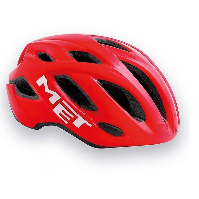 MET Idolo Road Cycling Helmet Red Glossy 2019