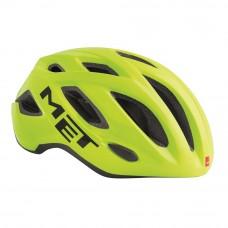 MET Idolo Road Helmet Safety Yellow 2017