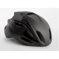 MET Manta Road Cycling Helmet Black Matt Glossy 2019