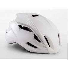 MET Manta Road Cycling Helmet White Matt Glossy 2019