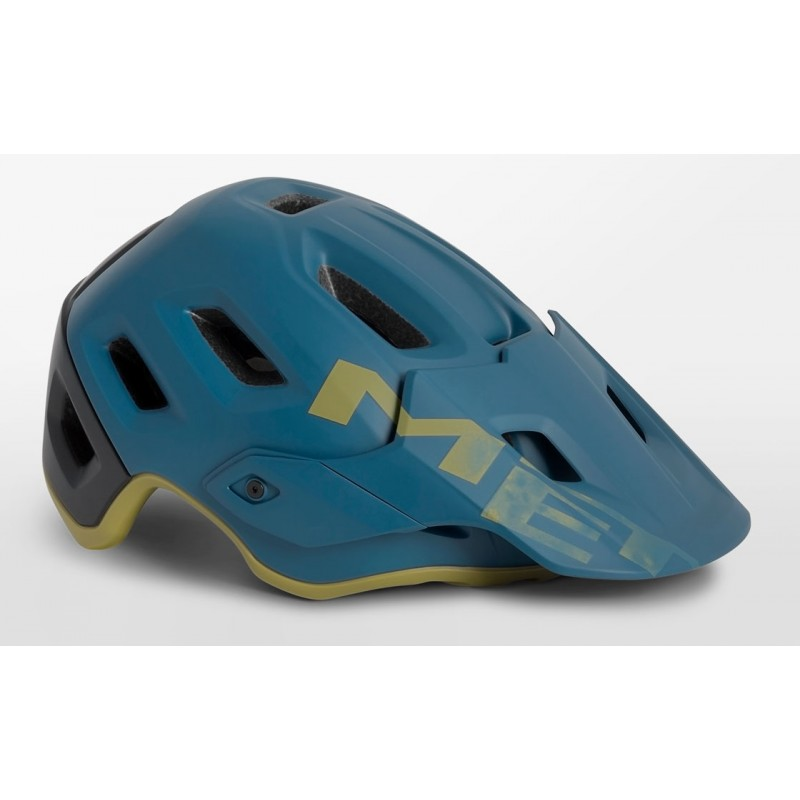 MET Roam MTB Cycling Helmet Legion Blue Sand Matt 2019
