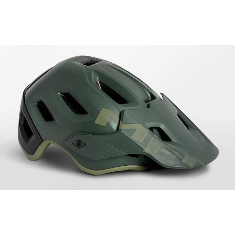 MET Roam MTB Cycling Helmet Sherwood Matt 2019