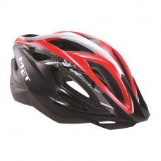 MET Xilo Cycle Helmet Red 2017