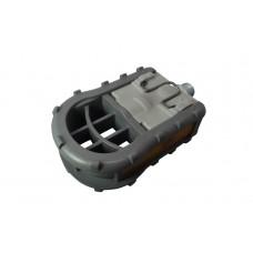 MKS FD-5 Folding Pedal Gray