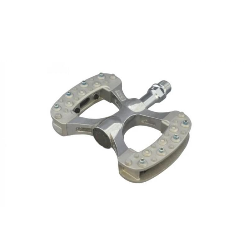 MKS Gamma Pedal Silver