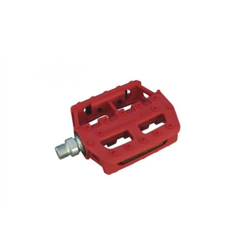 MKS Grafight XX Pedal Red
