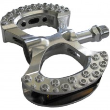 MKS Lambda Pedal Silver