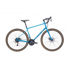Marin Four Corners Touring Bike Gloss Blue 2019