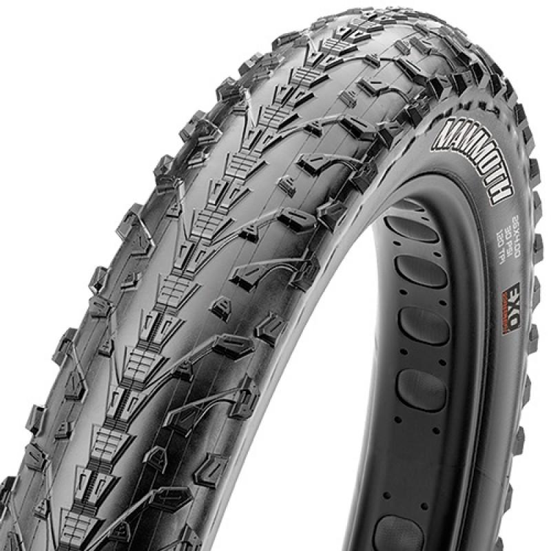 Maxxis (26X4.0) Mammoth MTB Foldable Bike Tyre