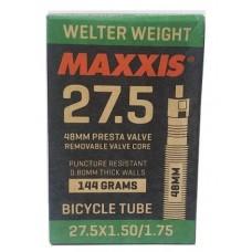 Maxxis (27.5X1.50/1.75) Presta 48mm Valve Cycle Tube