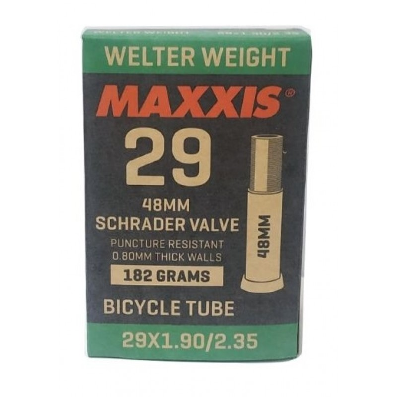 Maxxis (29X1.75/2.40) Schrader 48mm Valve Cycle Tube