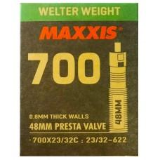 Maxxis (700X23/32C) Presta 48mm Valve Cycle Tube