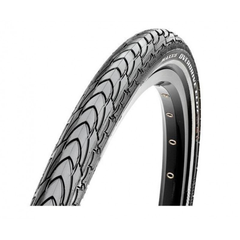 Maxxis 700x32c ROULER OVERDRIVE EXCEL Wired Hybrid Bike Tyre