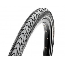Maxxis 700x35c ROULER OVERDRIVE EXCEL Wired Hybrid Bike Tyre