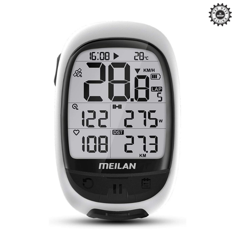 Meilan Oval GPS Cycling Computer
