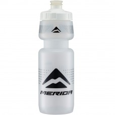 Merida 700CC Cycle Water Bottle Transparent Black