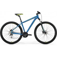 Merida Big Nine 20-D Mountain Bike 2019 Blue (Green)
