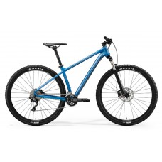Merida Big.Nine 300 Mountain Bike 2020 Matt Light Blue (Glos.Blu/Slv)