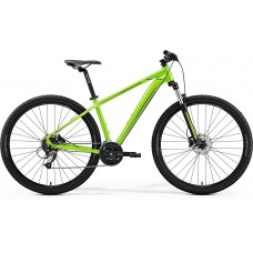 Merida Big Nine 40-D Mountain Bike 2019 Lite Green (Black)