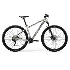 Merida Big Nine 500 Mountain Bike 2020 Silk Titan (Silver/Black)