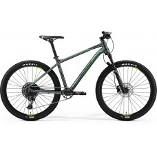 Merida Big Nine 600 Mountain Bike 2019 Silk Dark Green (Neon Green)