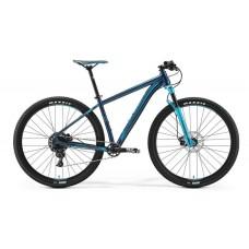 Merida Big Nine 600 Mountain Bike 2017 Dark Blue (Blue)