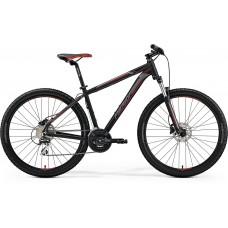 Merida Big Seven 20-D Mountain Bike 2019 Matt Black (Red/Silver)