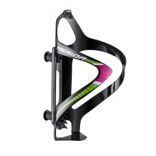 Merida Carbon Bottle Cage Green Pink
