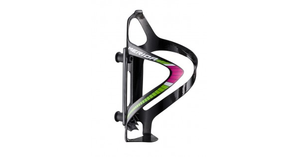 New Merida Carbon Light Weight Water Bottle Cage for Bike Bicycle Matte Black