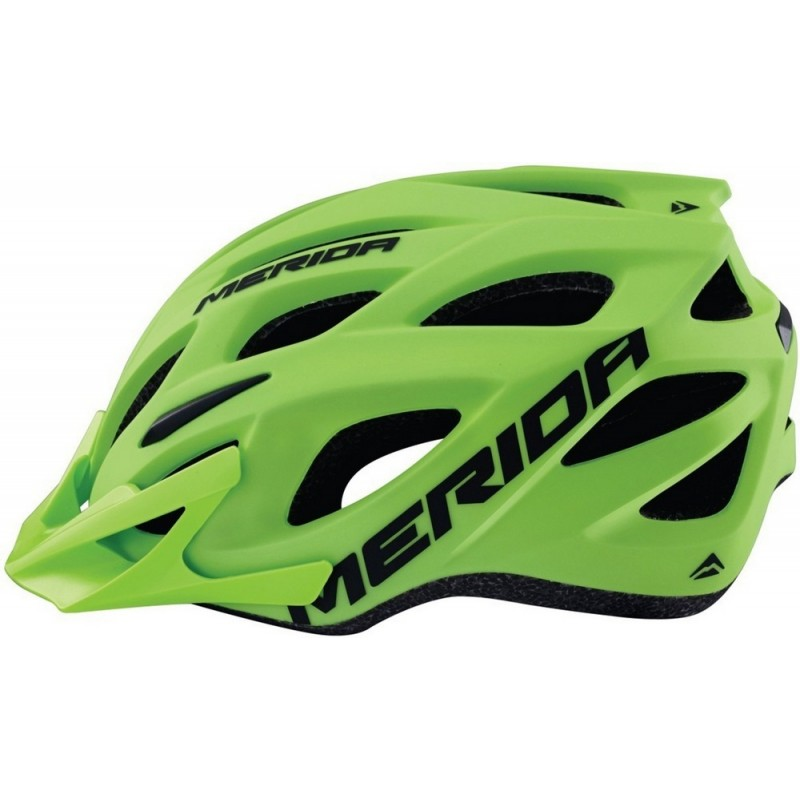 Merida Charger KJ201 Matt Green MTB Helmet