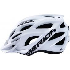 Merida Charger KJ201 Matt White Mountain Bike Helmet