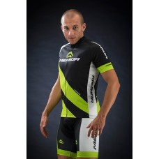 Merida Green Race Design Short Sleeve Jersey