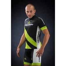 Merida Green Race Design Short Sleeve Jersey