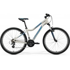 Merida Juliet 6.10-V Mountain Bike 2019 Silk Titan (Dark-Blue)