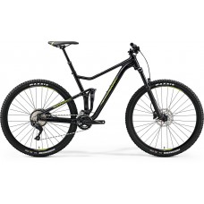 Merida One-Twenty 7.500 Mountain Bike 2019 Metallic Black (Green)