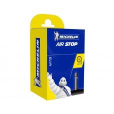 """Michelin Airstop 27.5"""" Tube 48-62/584 Presta 40mm"""