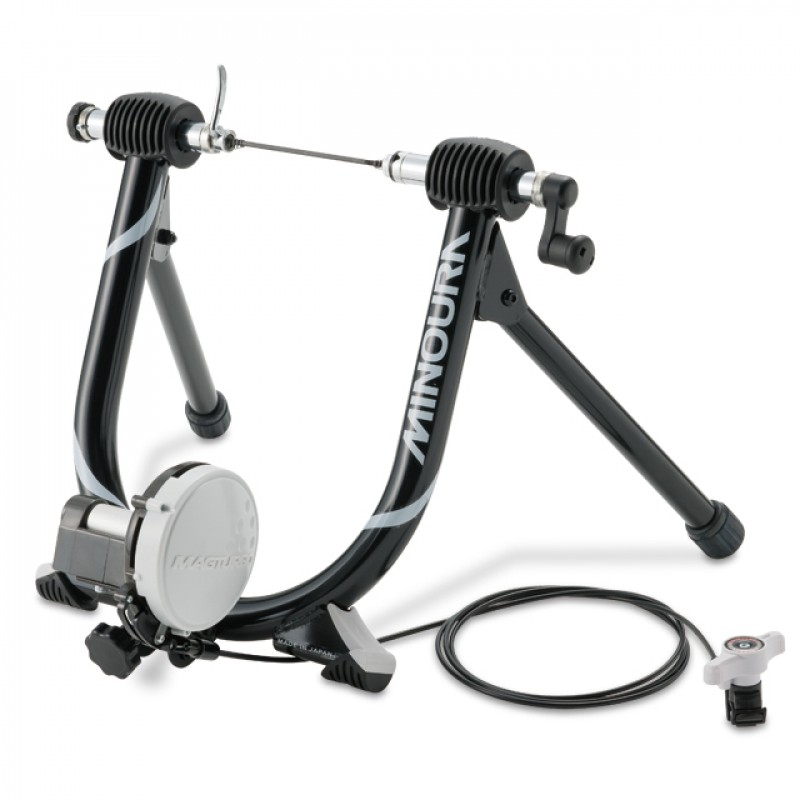 Minoura MagRide 60R Indoor Bicycle Trainer