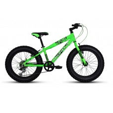 Montra Bigboy 20 Kids Bike 2018 Green Glossy With Black/White Graphics
