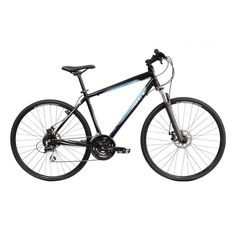 Montra Blues 1.2 Hybrid Bike 2018 Drak Blue Blue/White Graphics