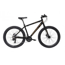 Montra Helicon 27.5 Urban Sport Bike 2019 Carbon Black With Atomic Copper Graphics