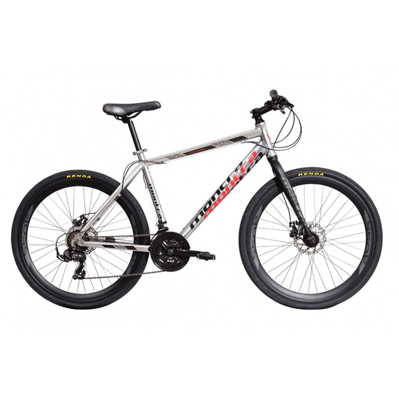 Montra Helicon Urban Sport Bike 2018 Silver With Red/Black Graphics