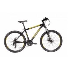 Montra Madrock 29 MTB Bike 2018 Grey With Yellow Graphics