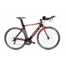 Montra Redeem Road Bike 2018 Black With Red/White