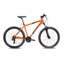 Montra Rock 1.0 (27.5) MTB Bike 2018 Orange With Black Yellow White Graphics