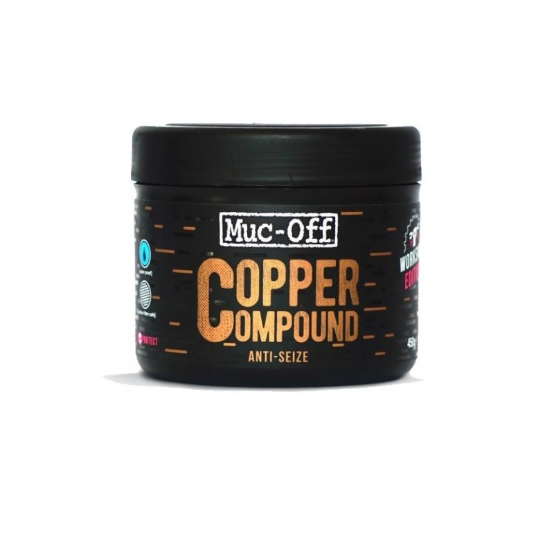 Muc Off Copper Compound Assembly Paste-450g