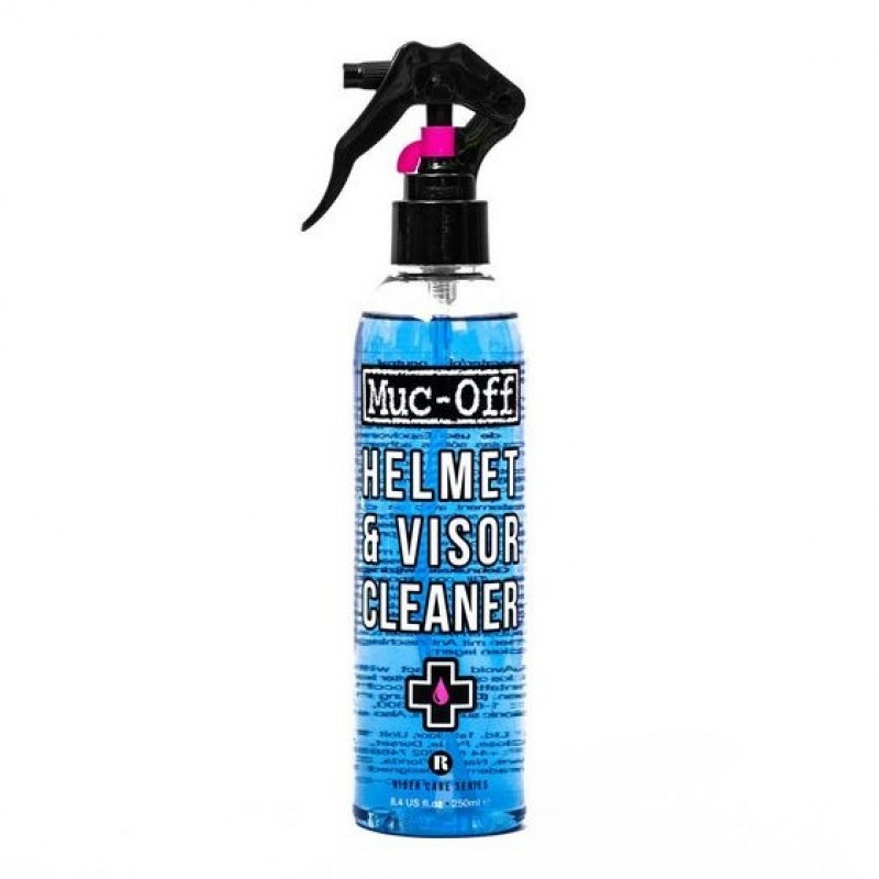 Muc Off Visor, Lens And Goggle Cleaner 250ml (219)