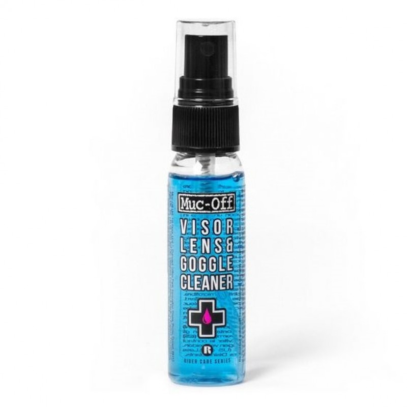Muc Off Visor, Lens And Goggle Cleaner 30ml (212)