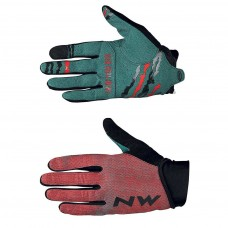 Northwave Air 3 MTB Full Gloves Red Forest