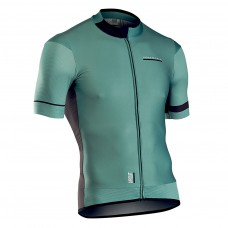 Northwave Air Out Jersey Green Black