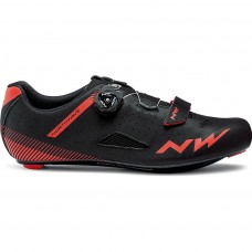 Northwave Core Plus Cycling Shoes Black Red